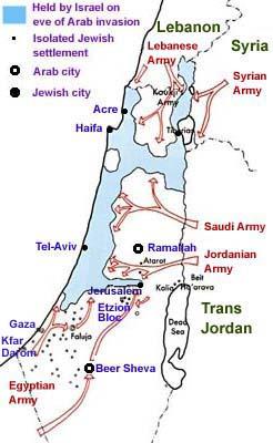 Isreali palestinian crisis - 5 7